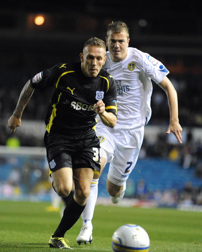 Soccer - npower Football League Championship - Leeds United v Cardiff City - Elland Road